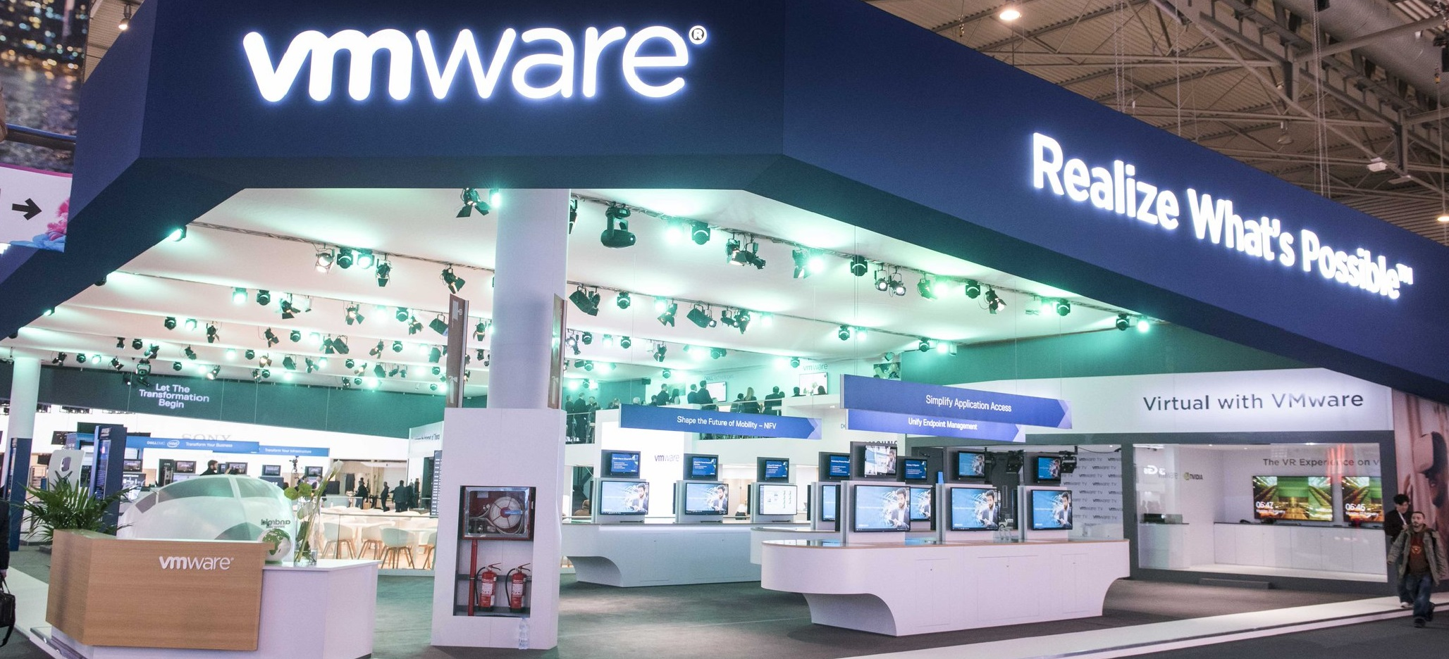 How VMware connects IoT to business