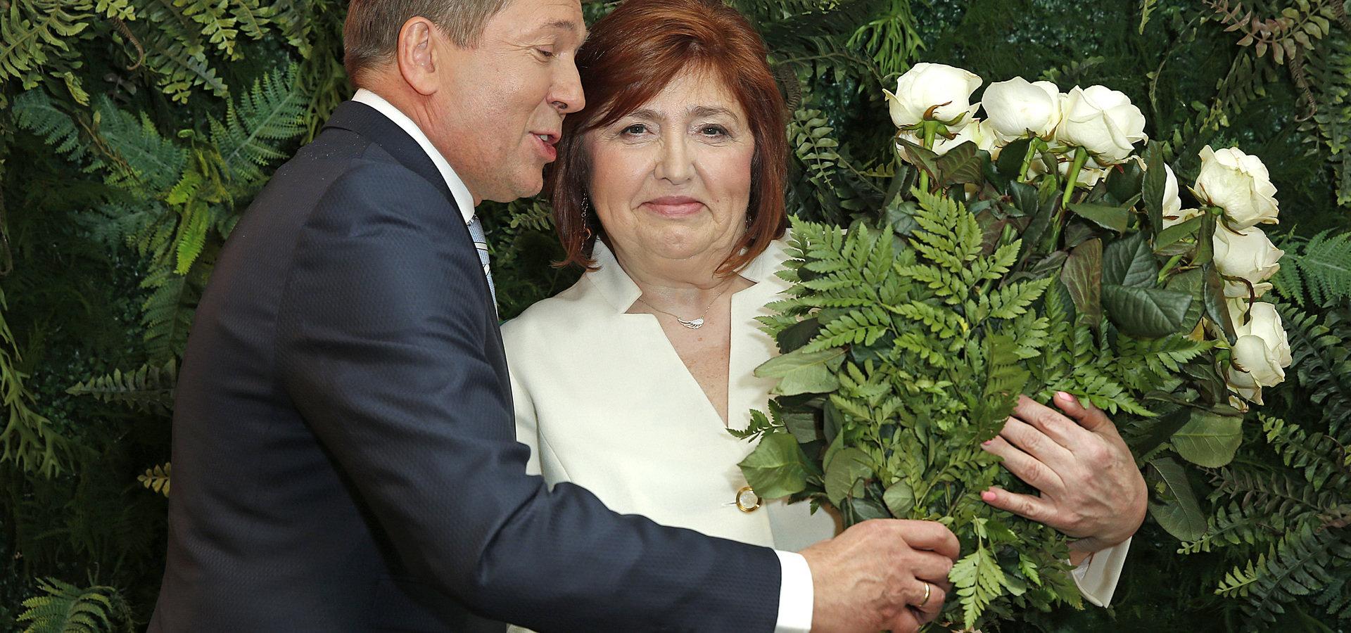 Woman of the Year award for Lidia Niedźwiedzka-Owsiak