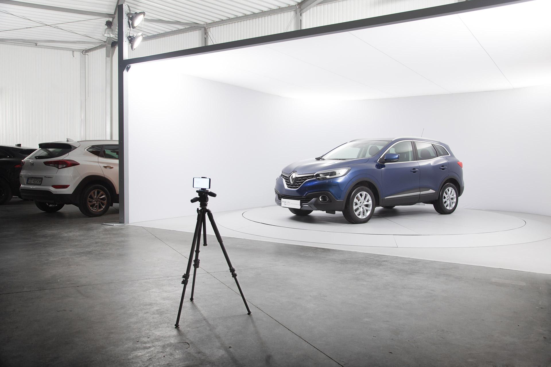 Virtual Car 360 – przyszłość sprzedaży samochodów online