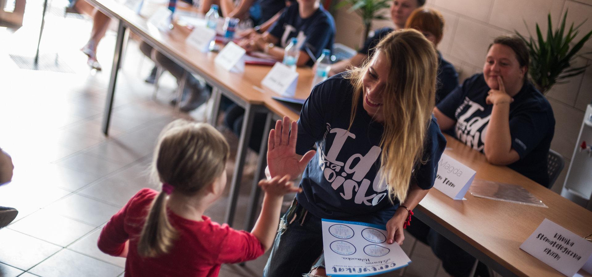 """20 nowych uczestników zajęć sportowych w ramach konkursu grantowego IKEA """"Zabawa to poważna sprawa"""""""