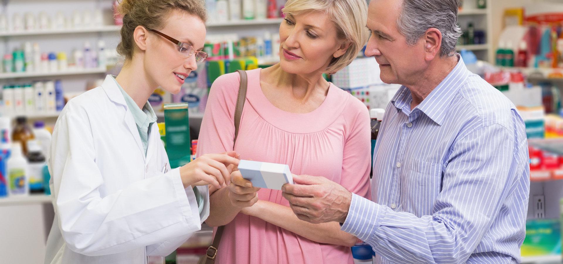 Pilotaż opieki farmaceutycznej