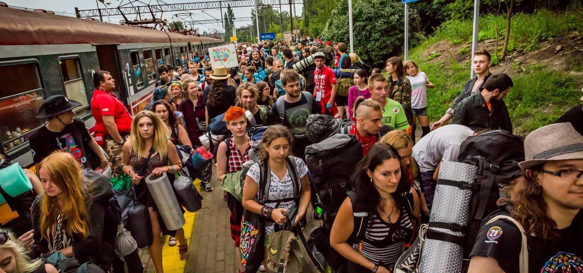 SkyCash oficjalnym Partnerem Dojazdów na Pol'and'Rock Festival