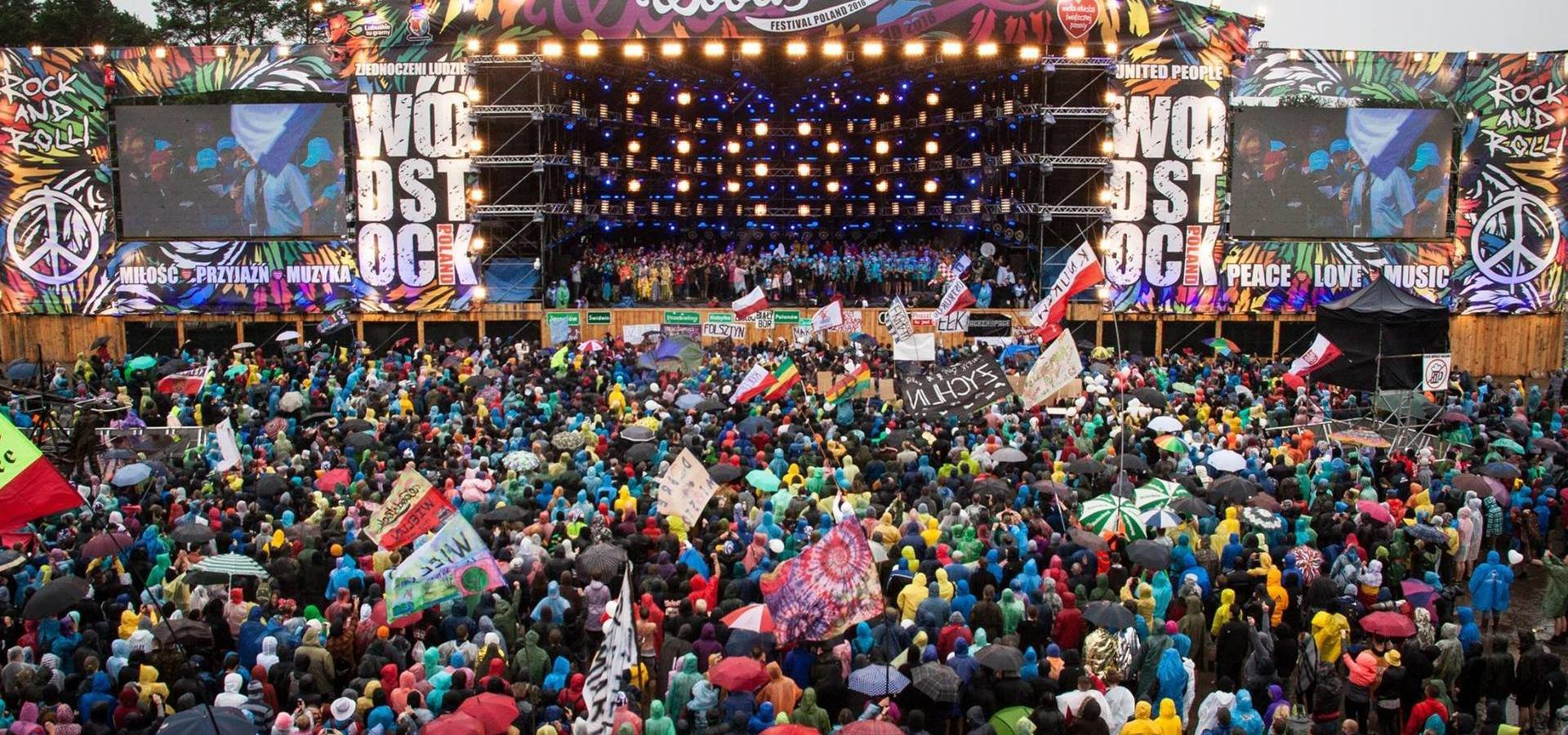 WOŚP wnioskuje do Policji w sprawie tegorocznej edycji Pol'and'Rock Festival