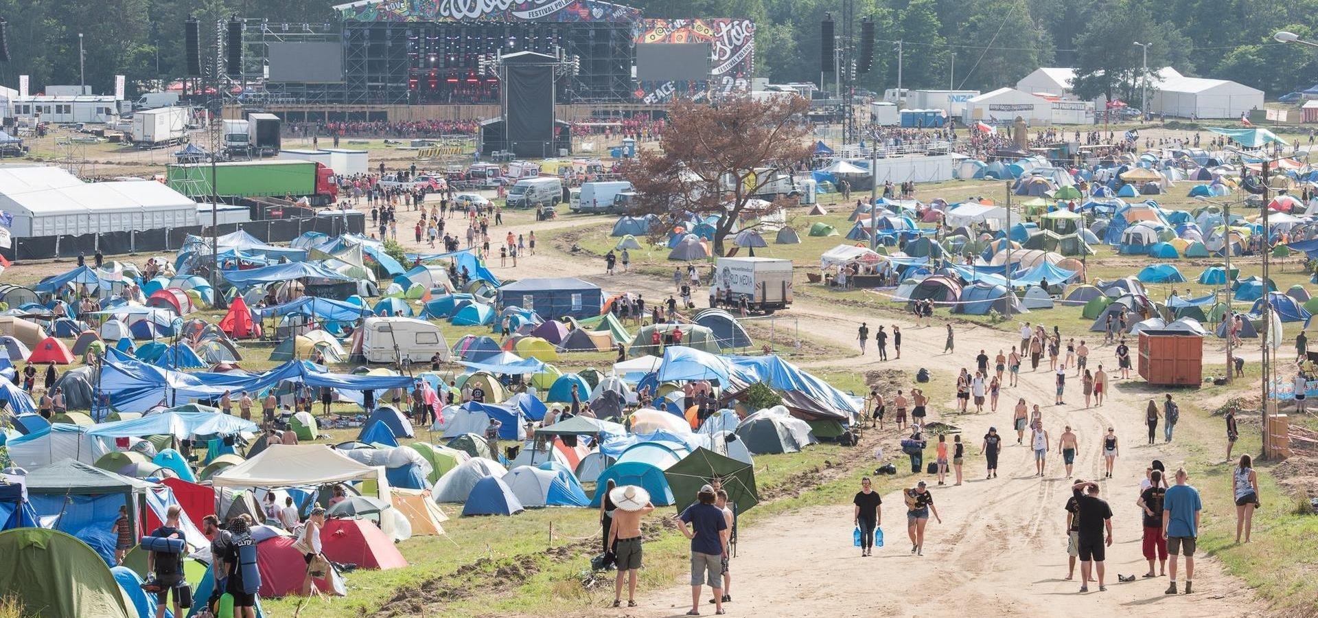 Nowe, ekologiczne rozwiązania na Pol'and'Rock Festival – Tork partnerem imprezy