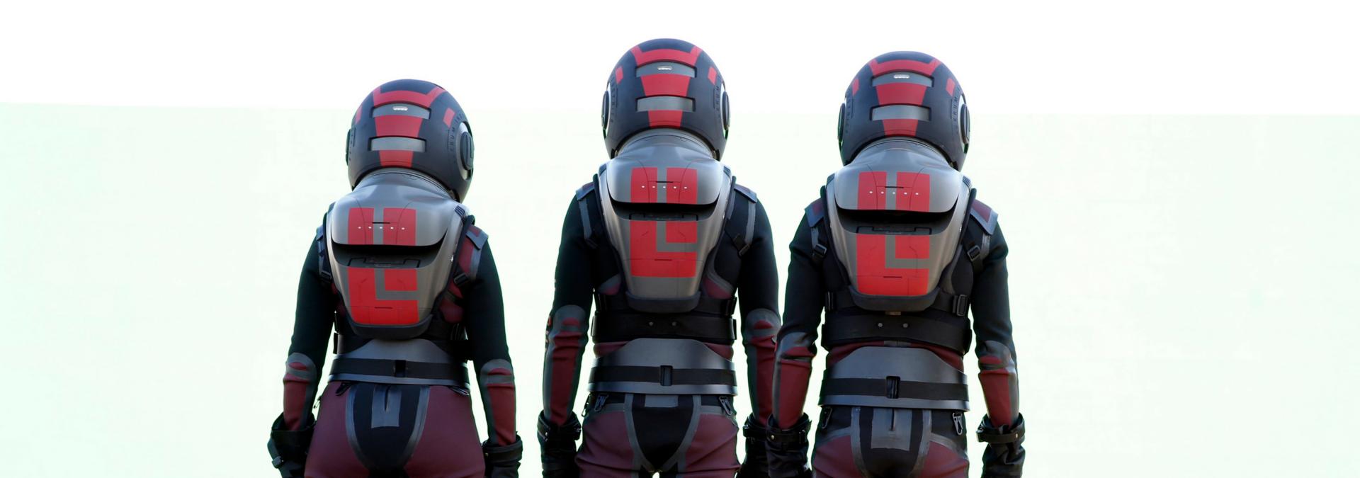 """Serial """"Mars"""" w listopadzie powróci na antenę National Geographic! Zobacz zwiastun drugiego sezonu i zdjęcia z planu"""