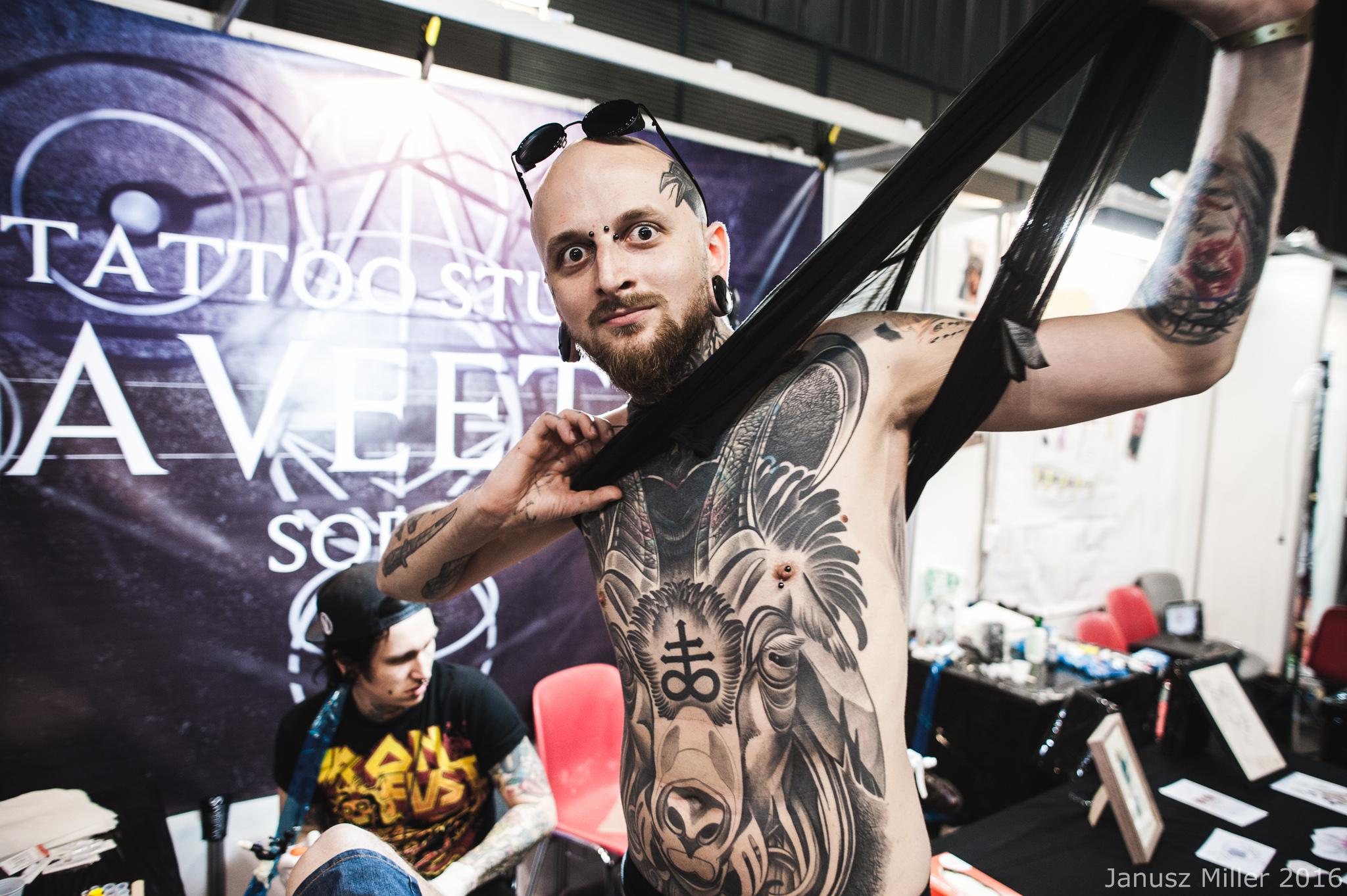 Jubileuszowa edycja Tattoo Konwent już w ten weekend