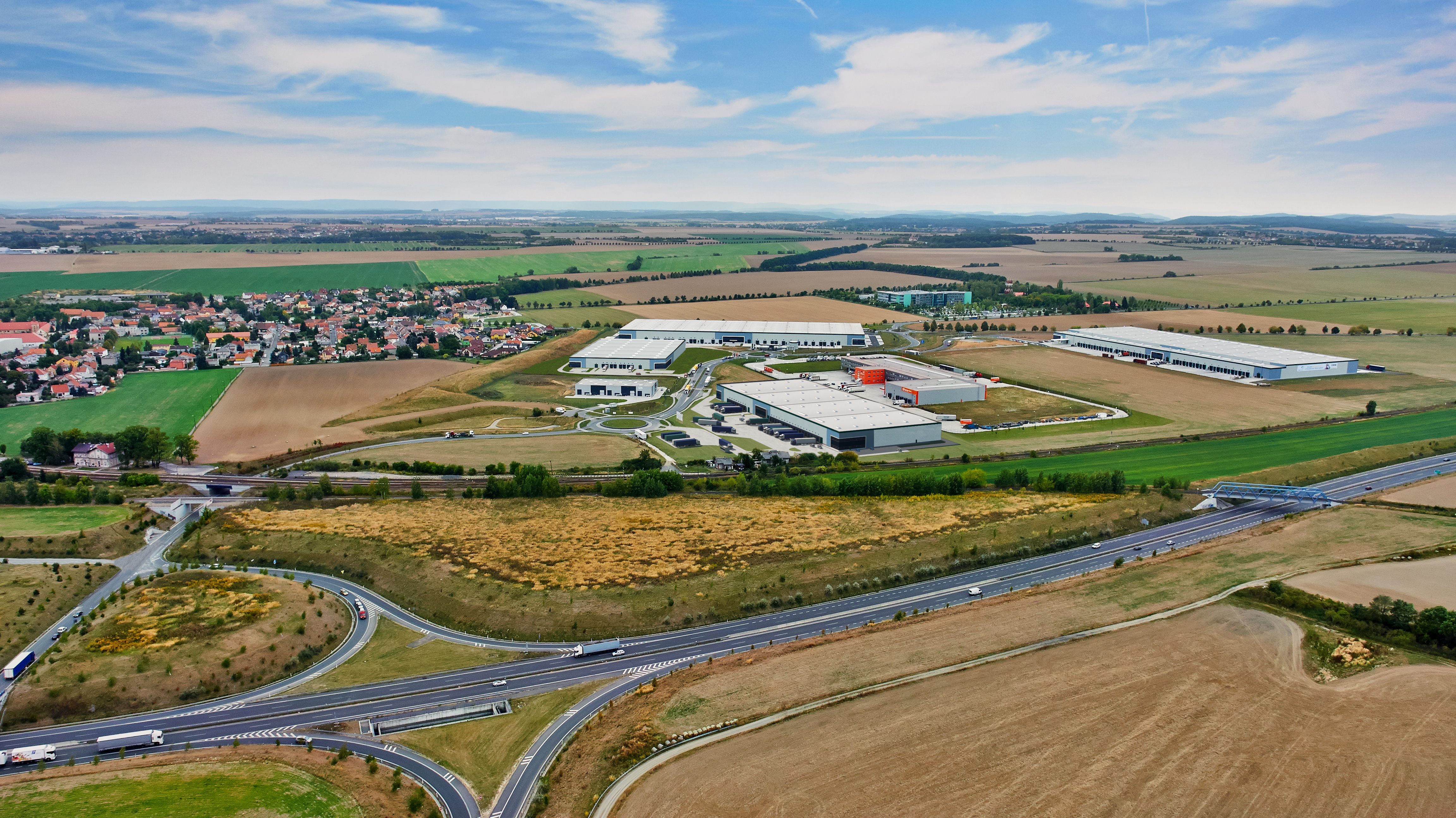New Speculative Facility at Prologis Park Prague-Airport Fully Leased