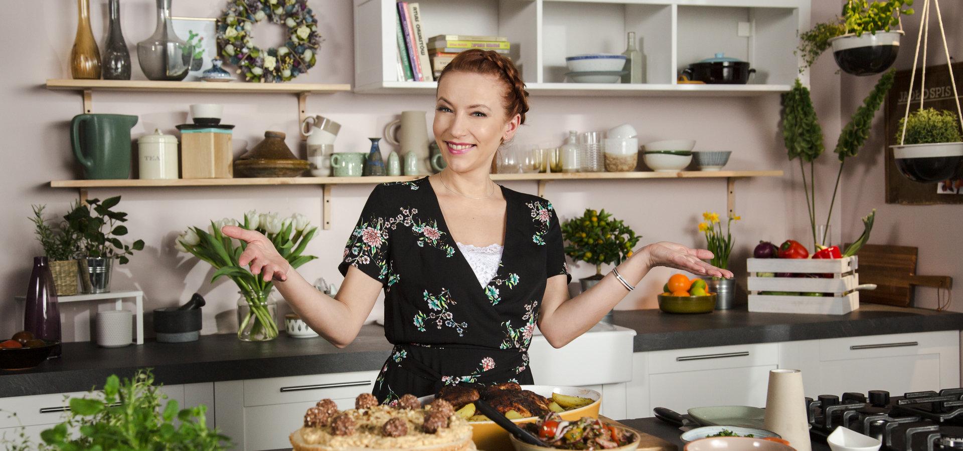 Inspiracje na domowe gotowanie z Marietą Marecką