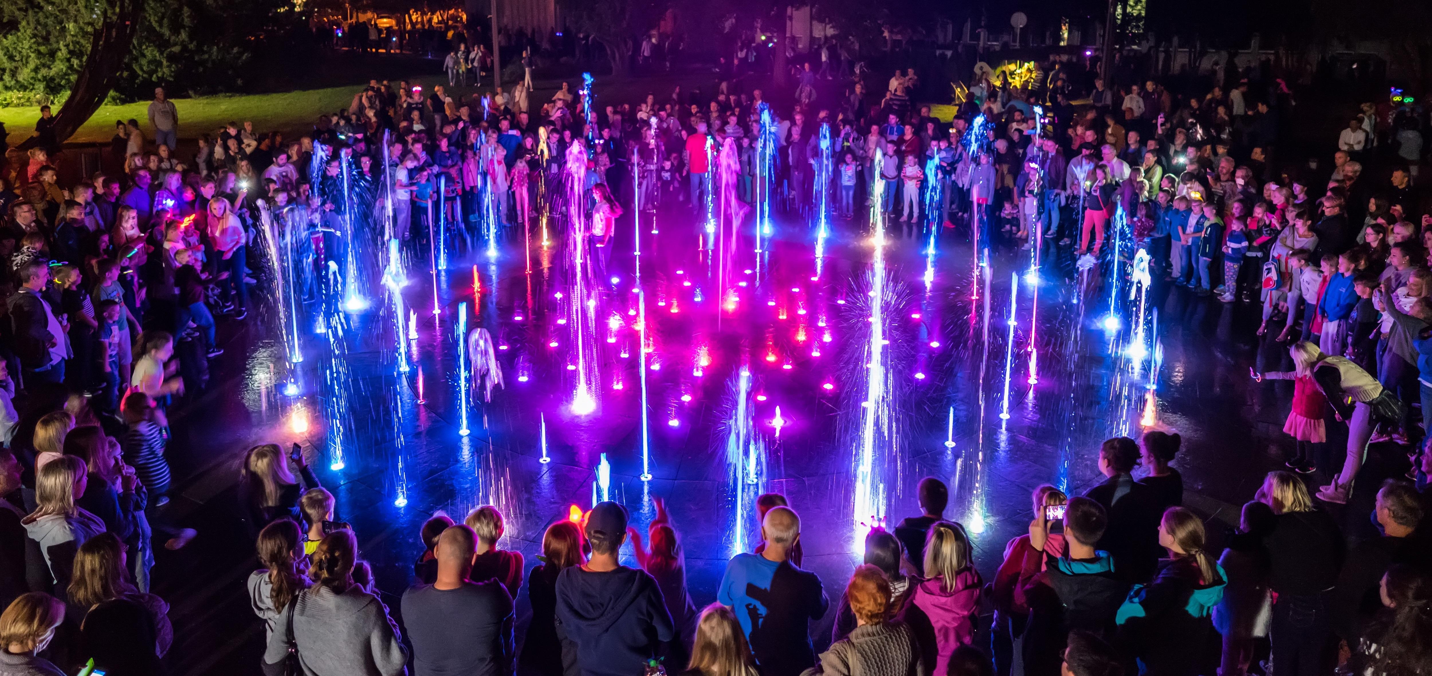National Geographic po raz trzeci  partnerem toruńskiego festiwalu świateł Bella Skyway Festival
