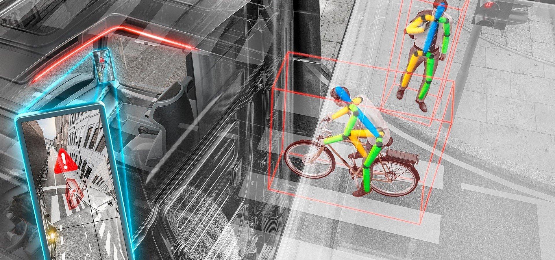 Od radaru przez kamerę po sztuczną inteligencję –  rozwiązania cyfrowe Continental podczas IAA CV 2018