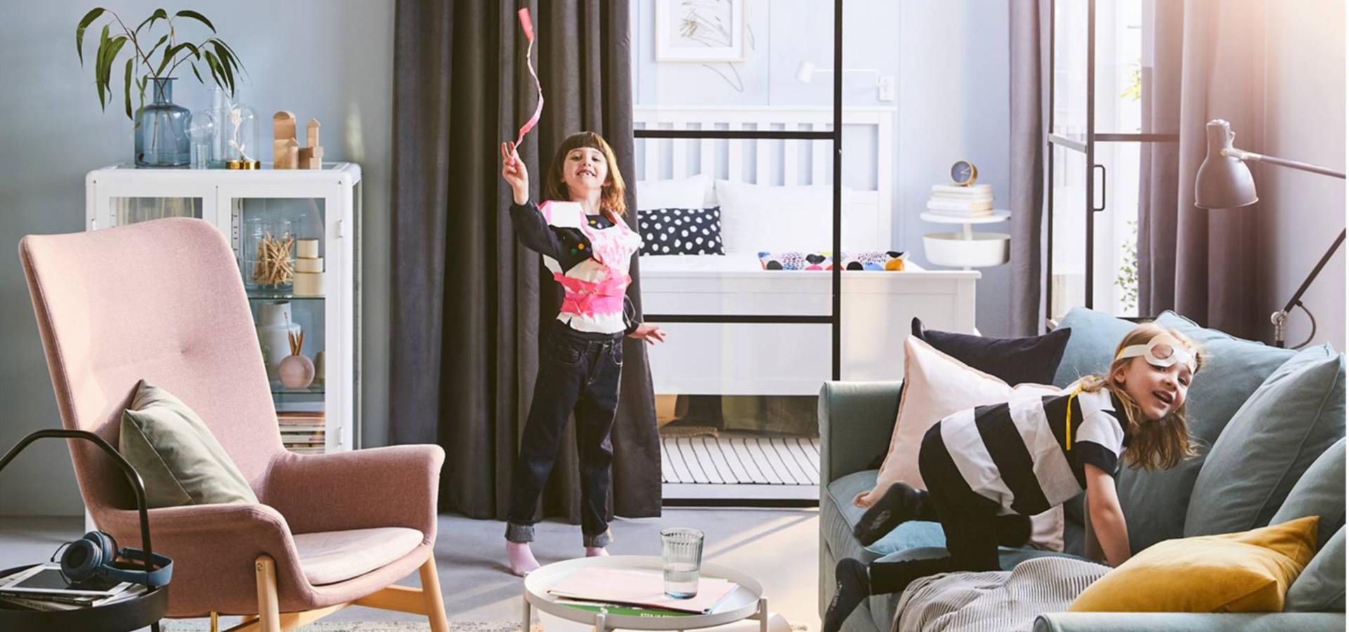 Katalog IKEA 2019 – świętujemy bogactwo domowego życia