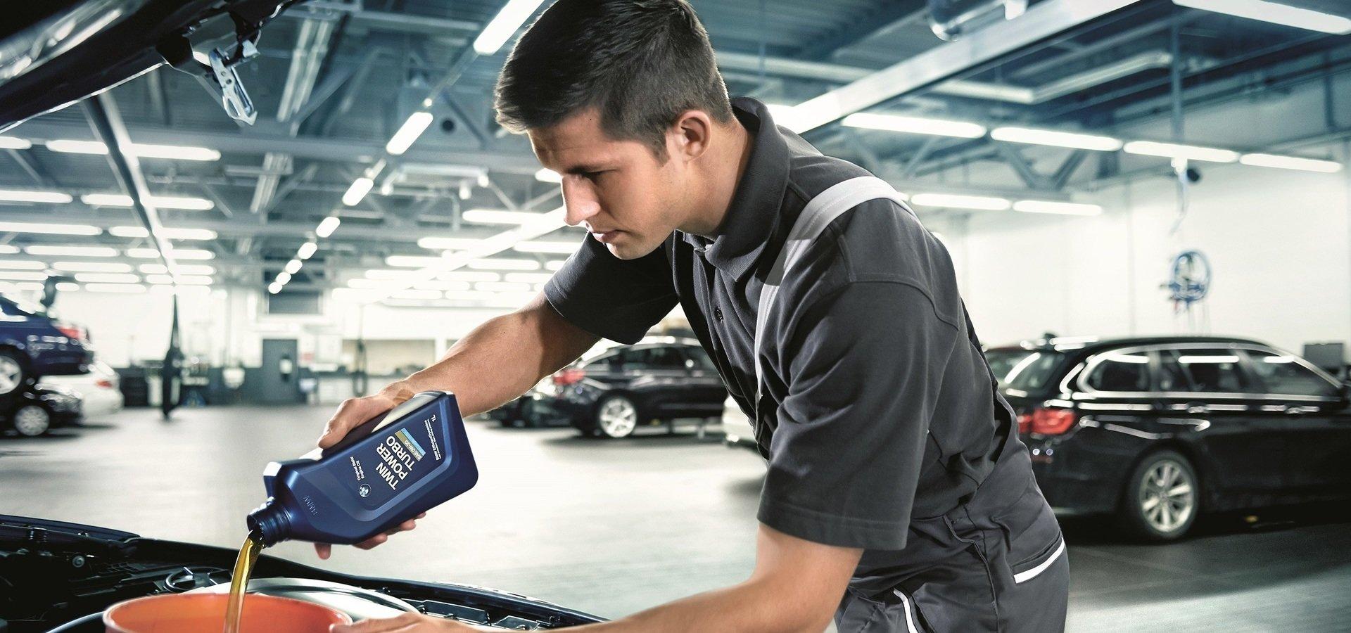 Shell pozostaje rekomendowanym dostawcą olejów silnikowych dla BMW