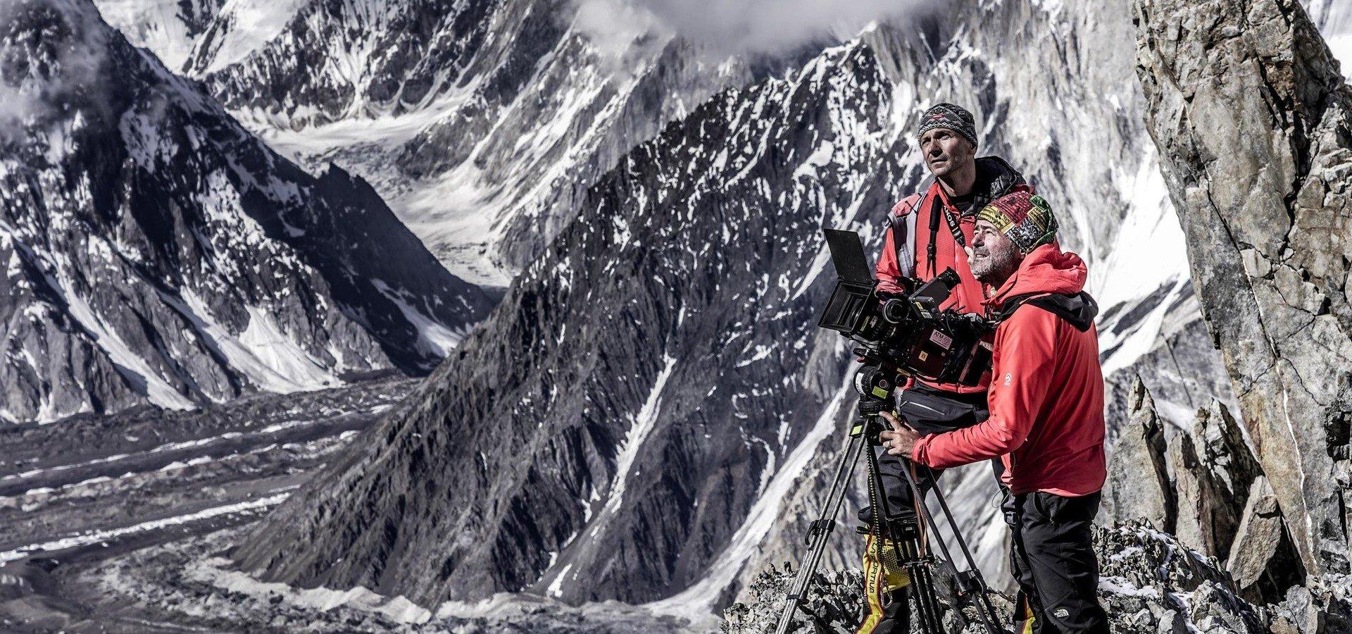 Plan filmowy na zboczach ośmiotysięcznika w Karakorum – trwają zdjęcia do wyjątkowej koprodukcji CANAL+