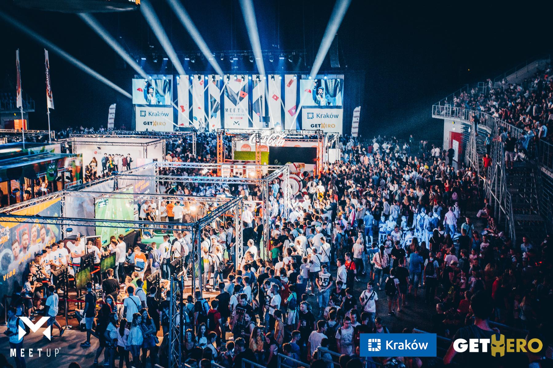 Największe w Polsce spotkanie twórców internetowych z fanami już za nami! Podsumowanie MeetUp® 2018