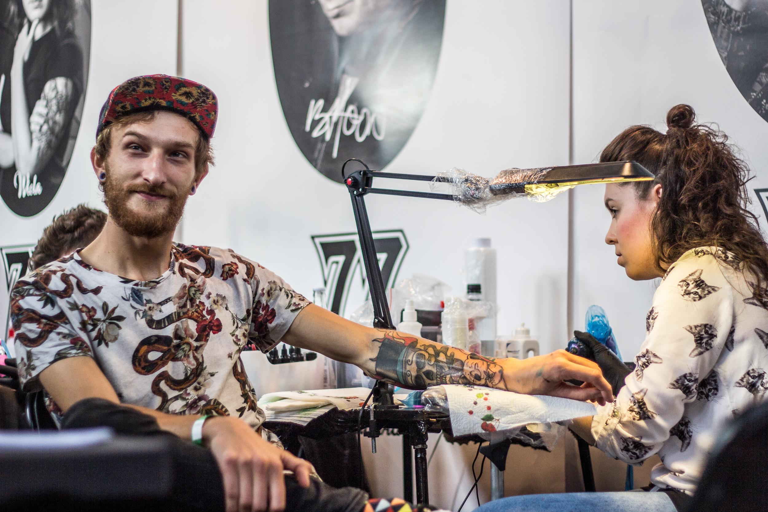 Zaczynamy Katowice Tattoo Konwent 2018!