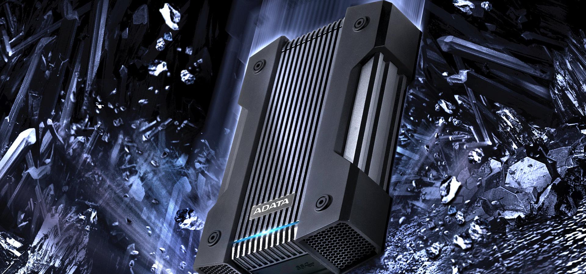 ADATA HD830 – niezniszczalny zewnętrzny dysk o pojemności do 5 TB