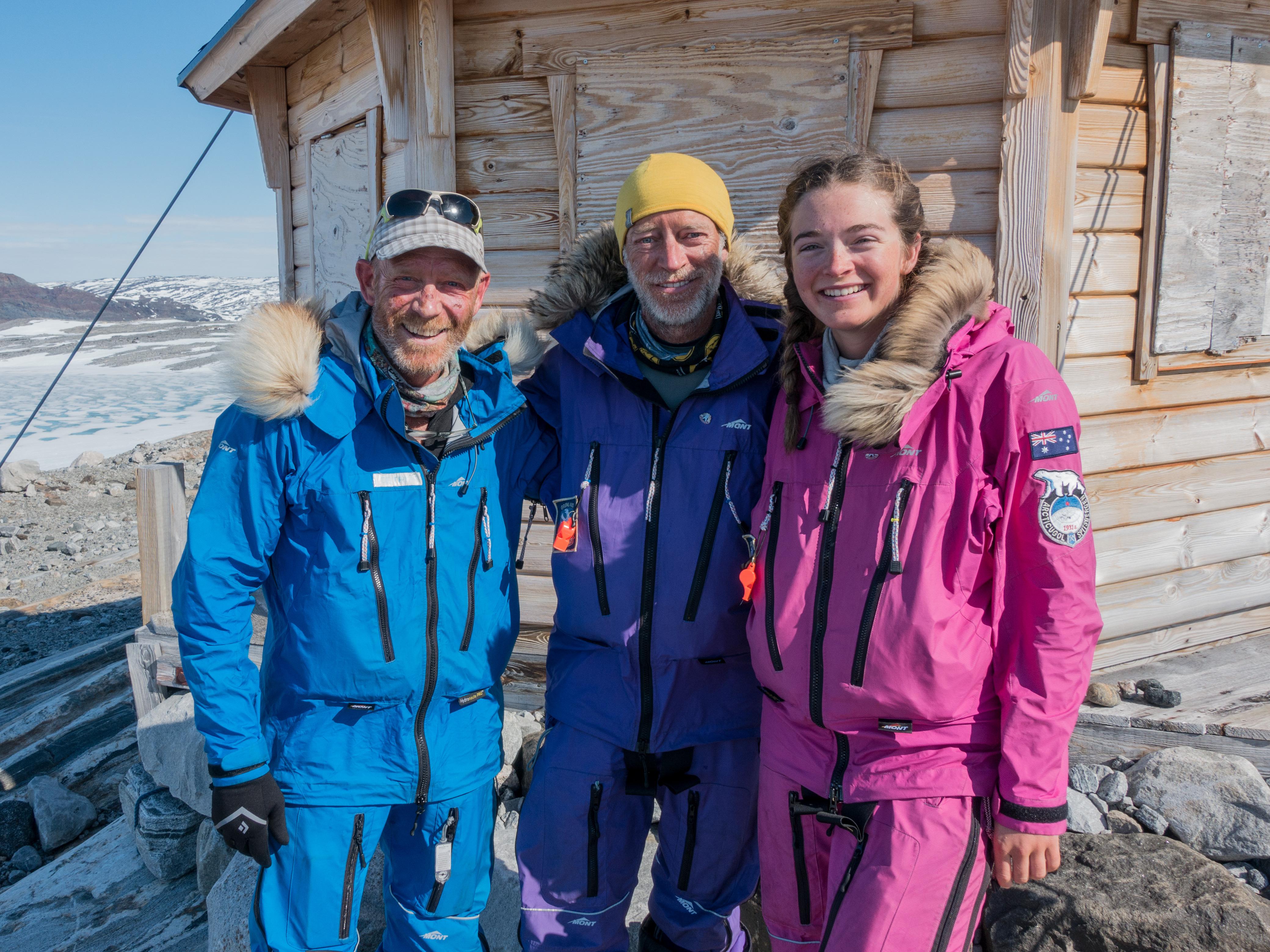 """Hejterzy pisali, że jej miejsce jest w kuchni. Zrobiła im kanapkę na… biegunie południowym. """"Polarna wyprawa Jade"""" w październiku na kanale Nat Geo People"""
