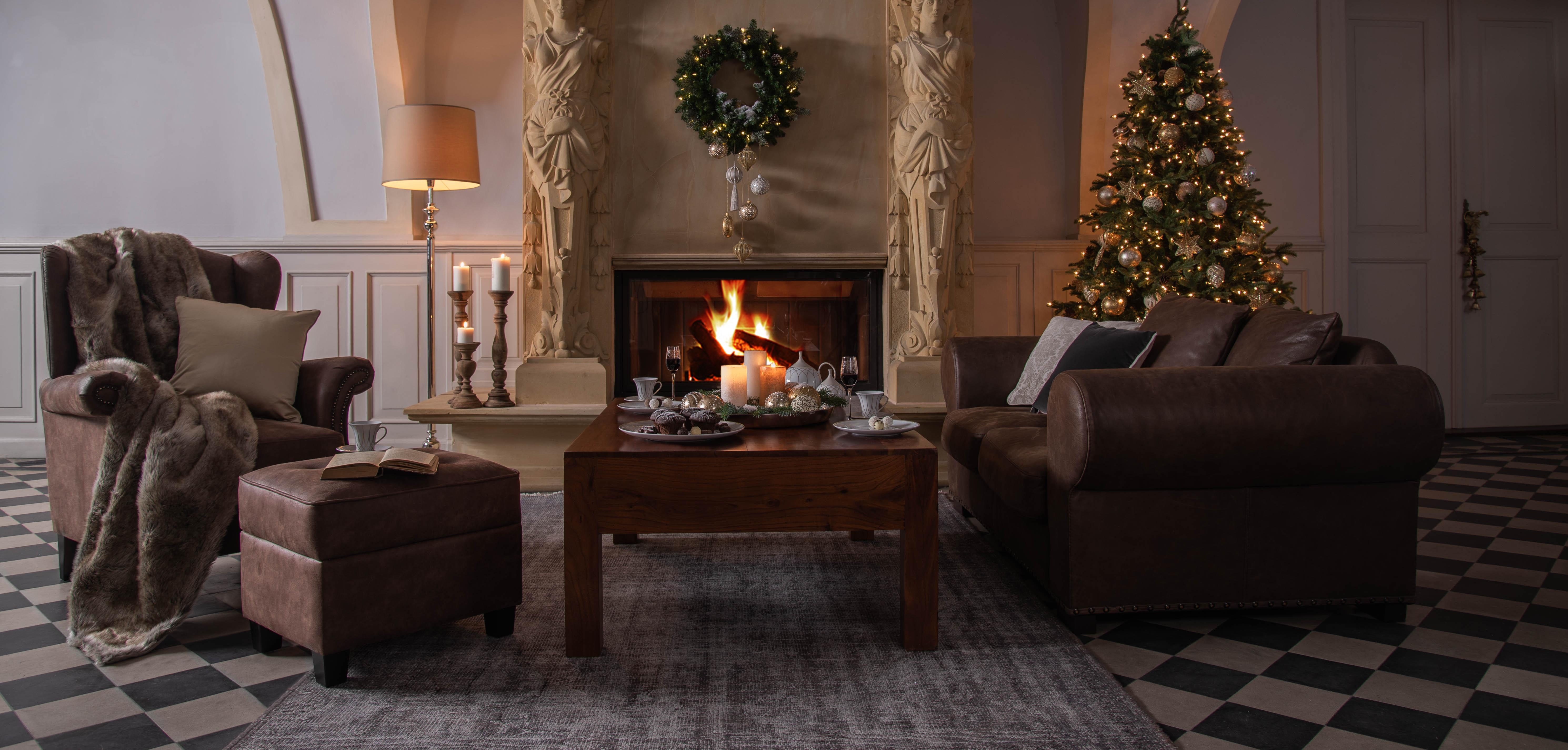 Świąteczne inspiracje od AlmiDecor. Dekoracja domu