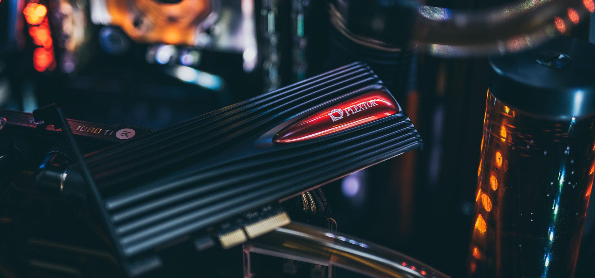 Dyski SSD skazane na ekspansję. Co przyniesie przyszłość?