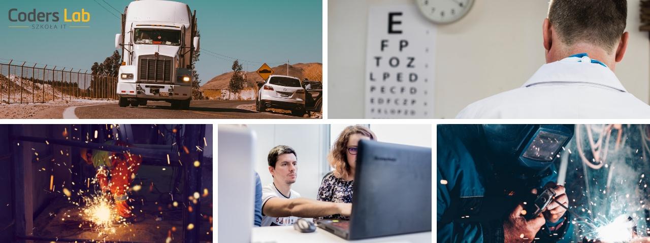 TOP 5 zawodów: tu pracę znajdziesz od zaraz