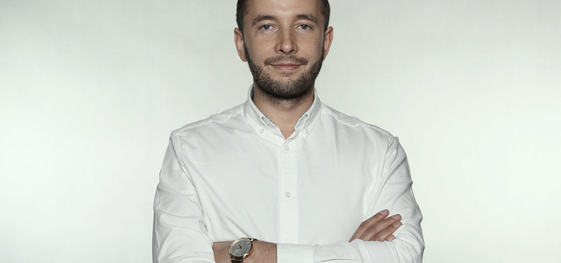 Piotr Ciechowicz na pokładzie LifeTube będzie odpowiedzialny m.in. za rozwój technologii wspierającej zarządzanie współpracą marek z influencerami
