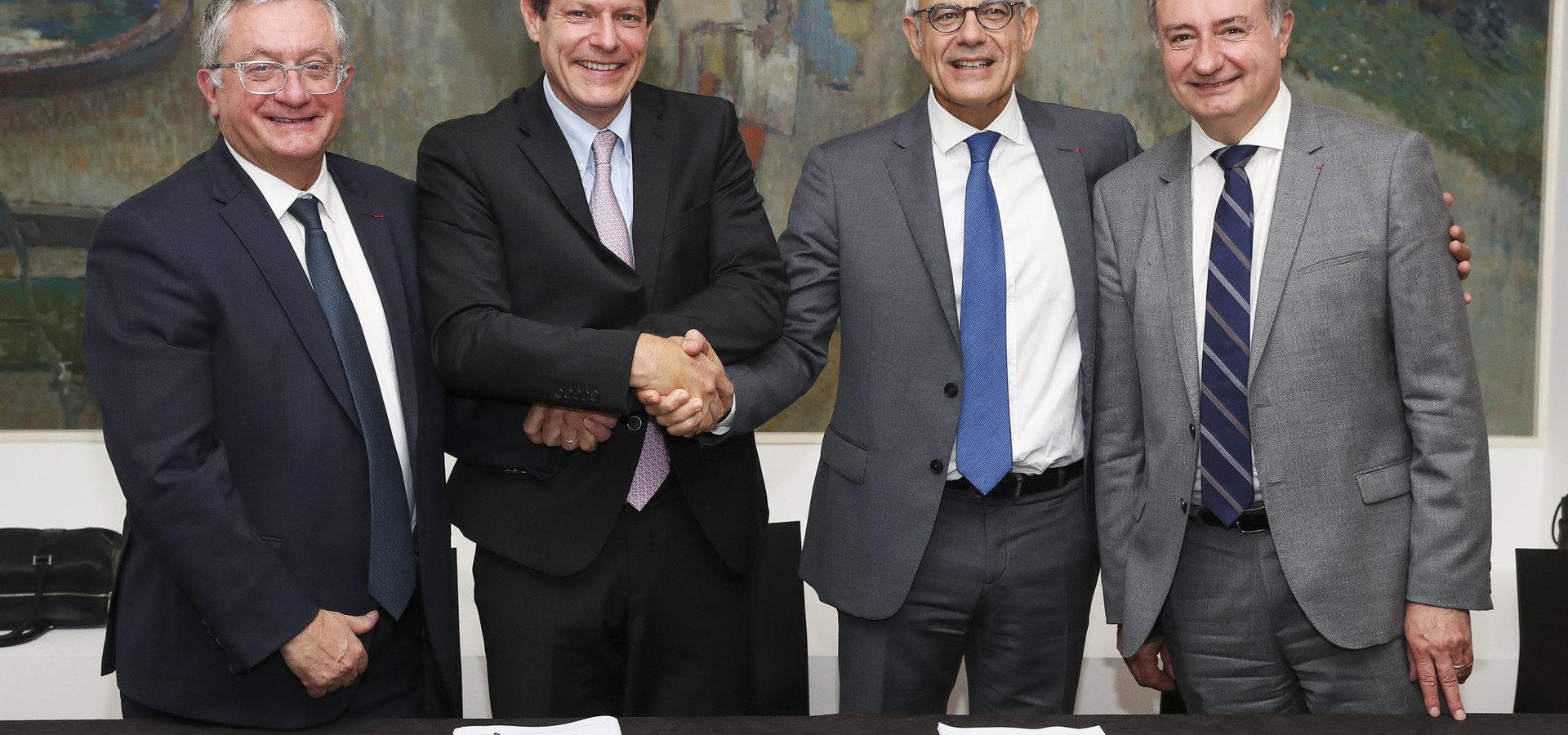 Alstom, IGE+XAO i Safran tworzą w Tuluzie Centrum Doskonałości, specjalizujące się w elektrycznych systemach kolejowych