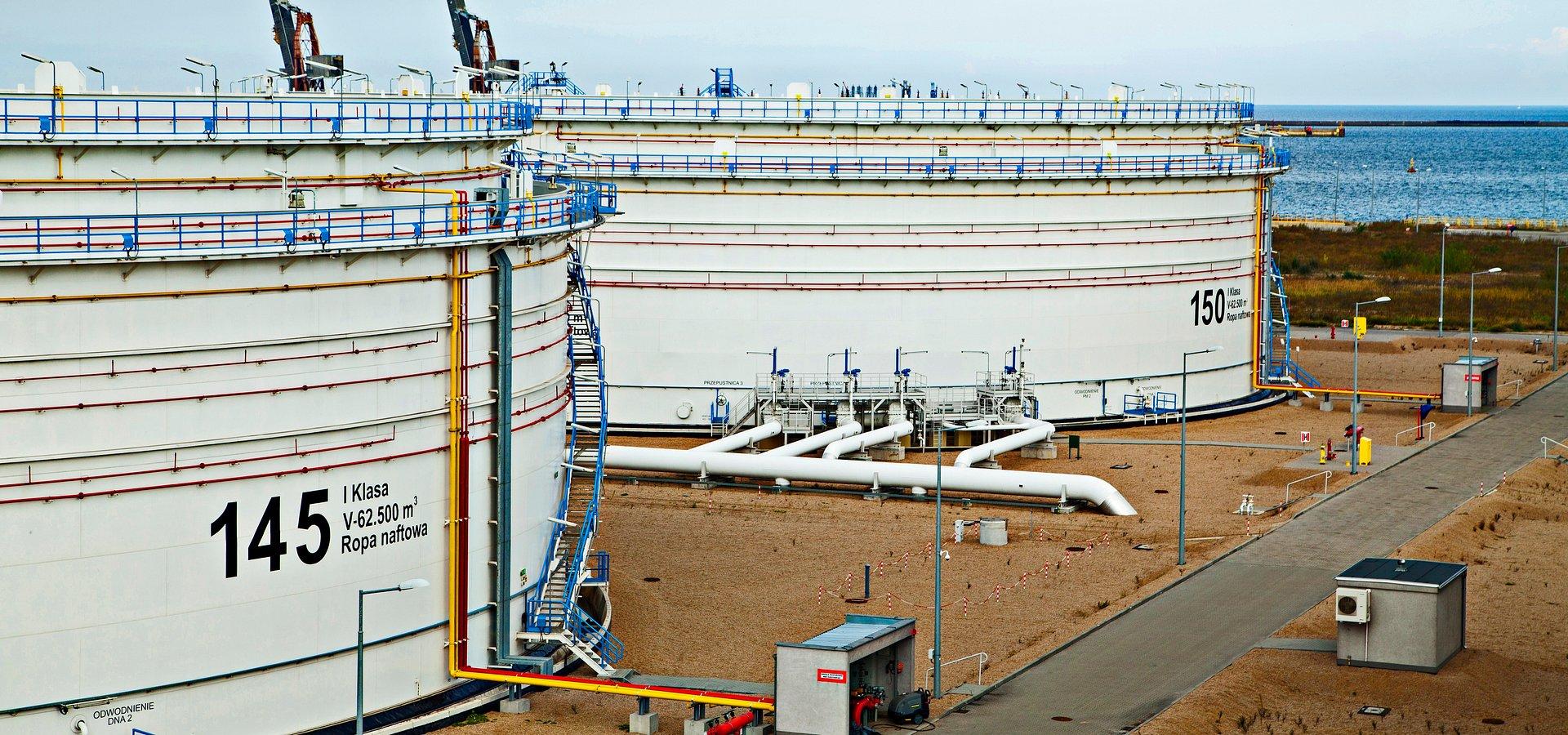 Dywersyfikacja na rynku ropy kluczowa ze względu na bezpieczeństwo energetyczne