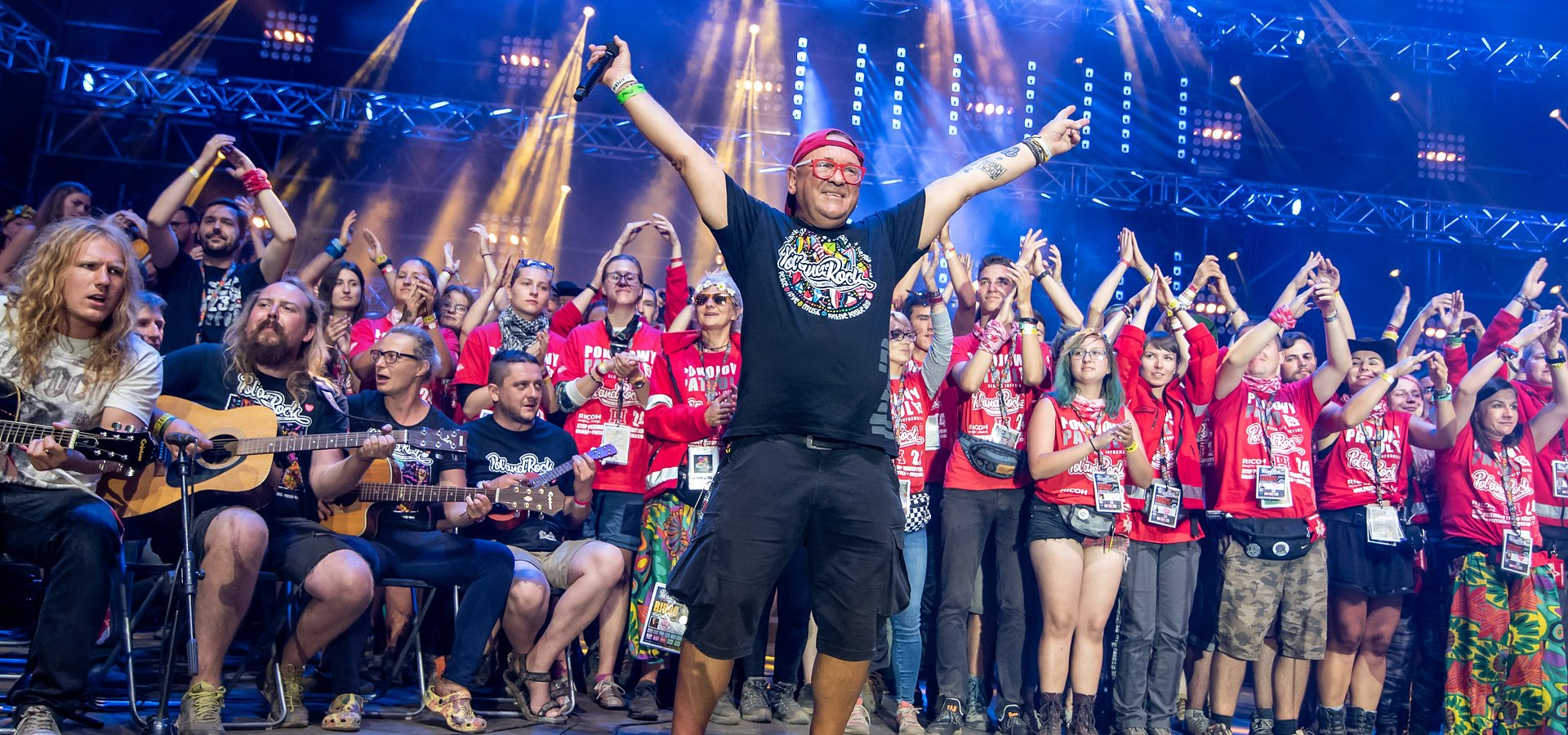 Pol'and'Rock Festival nominowany w konkursie Złote Spinacze