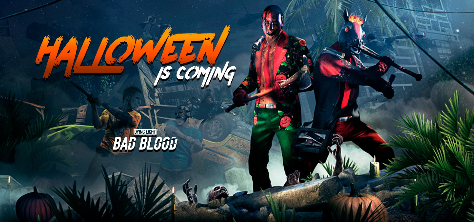 Techland uczci Halloween serią strasznie dobrych wydarzeń