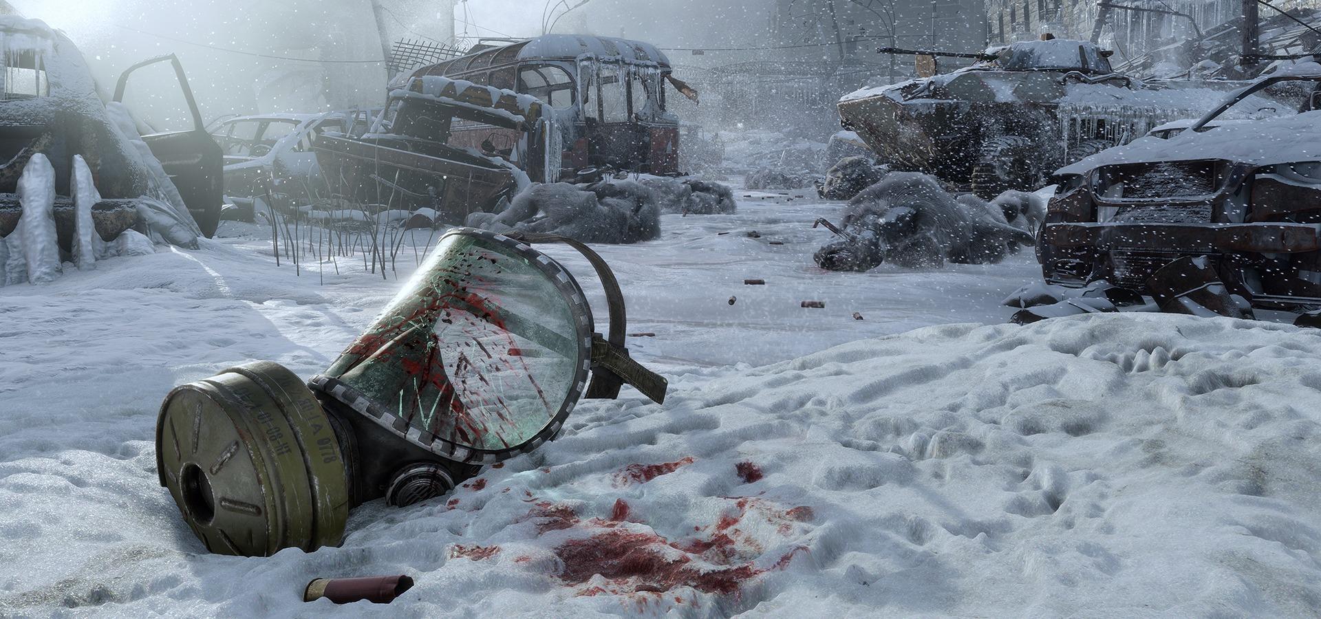 Spartan Edition - kolekcjonerskie wydanie Metro Exodus ujawnione