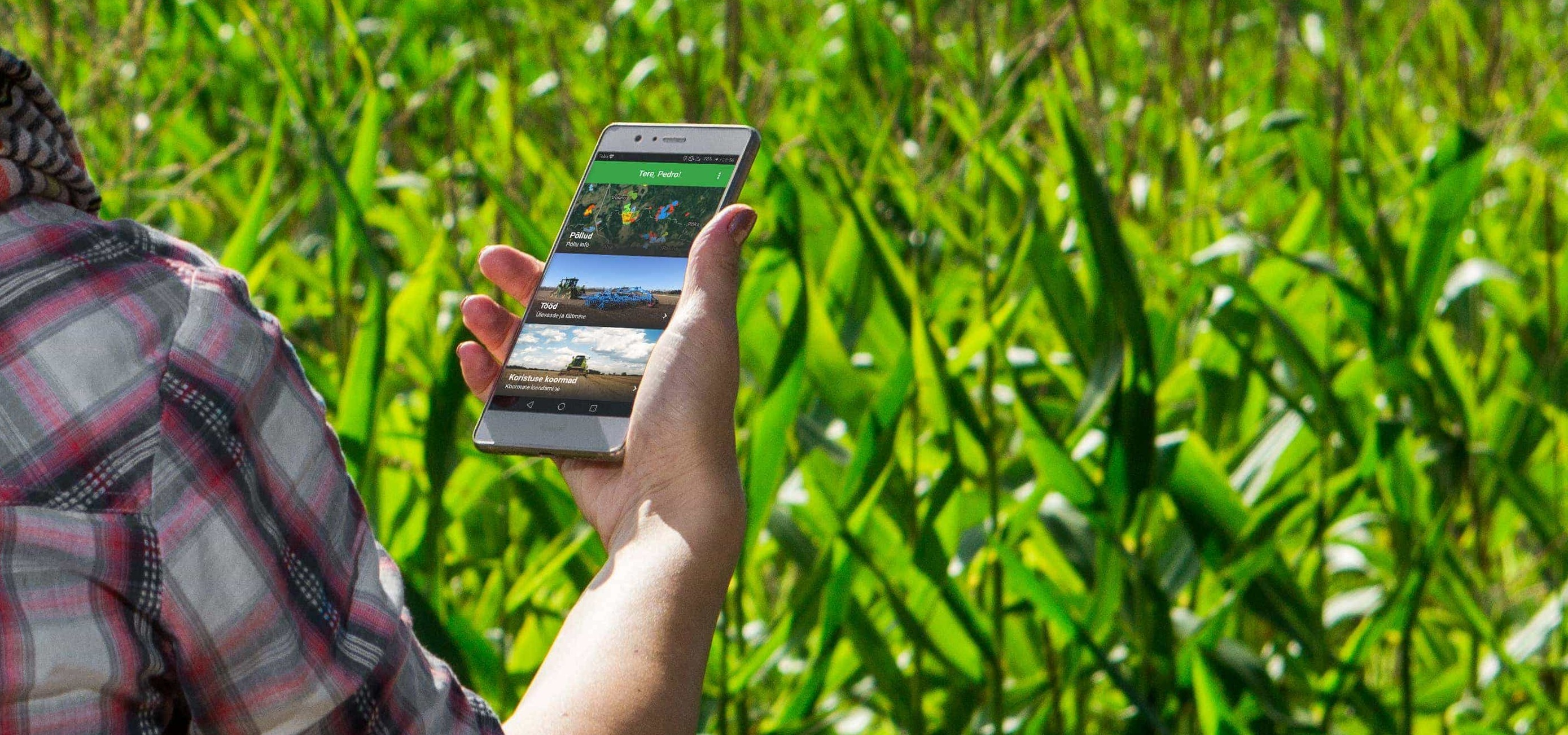eAgronom raises EUR 1m to bring more farmers into digital age.