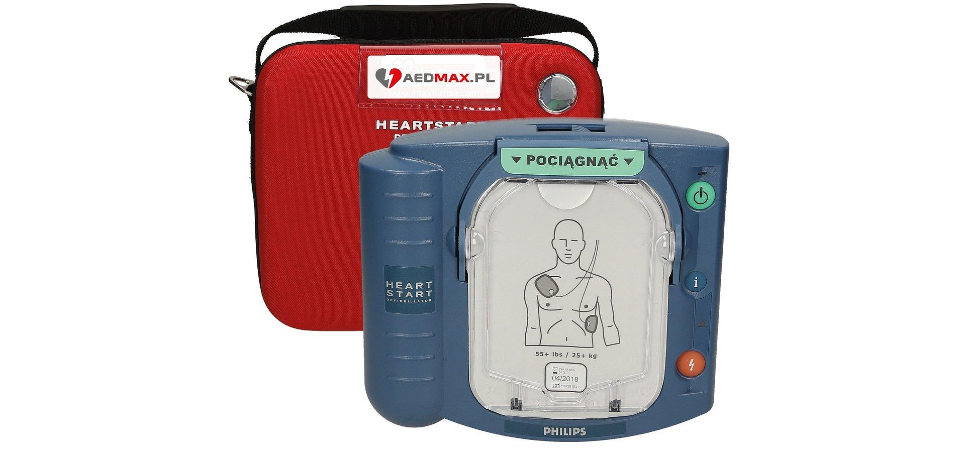 PERN: obiekty spółki wyposażone w urządzenia AED
