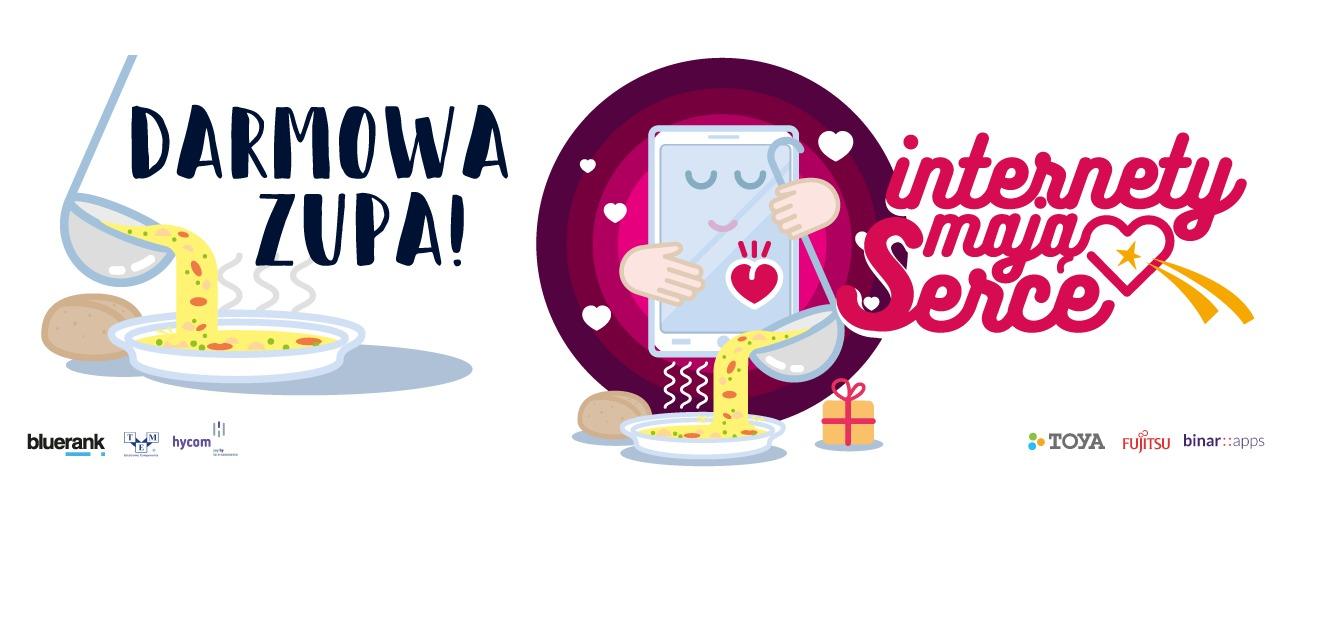 Internety mają serce - cykliczna akcja charytatywna po raz czwarty w Łodzi
