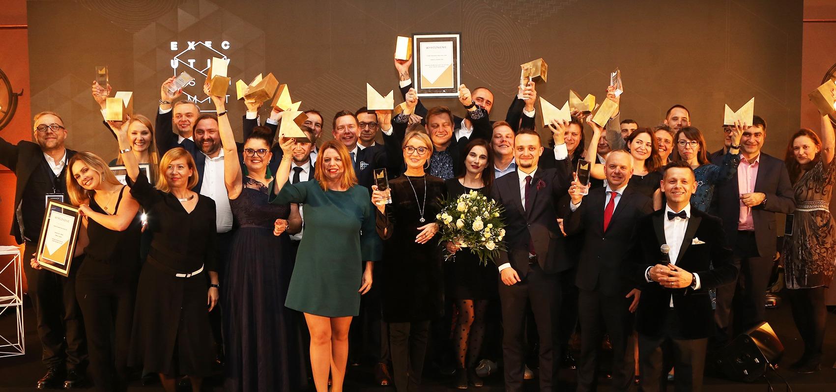 Marketing się liczy! Komputronik otrzymuje dwie nagrody podczas konferencji Marketing & Sales Executive Summit '18