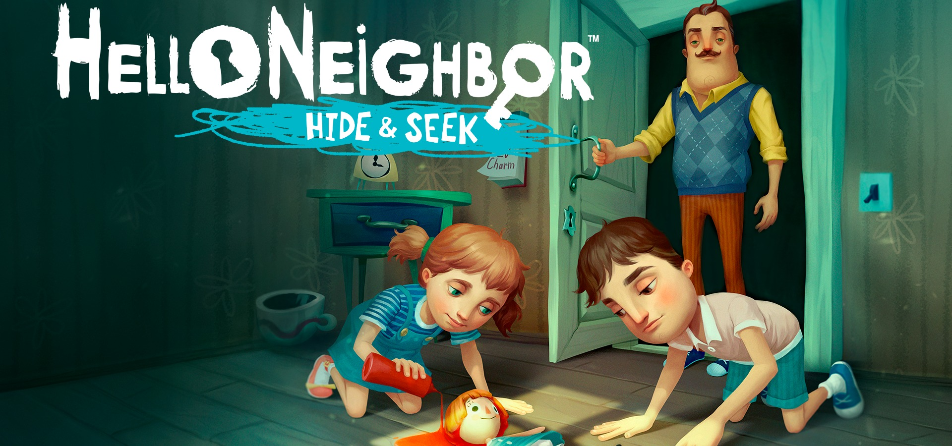 Hello Neighbor: Hide & Seek dostępne od 7 grudnia