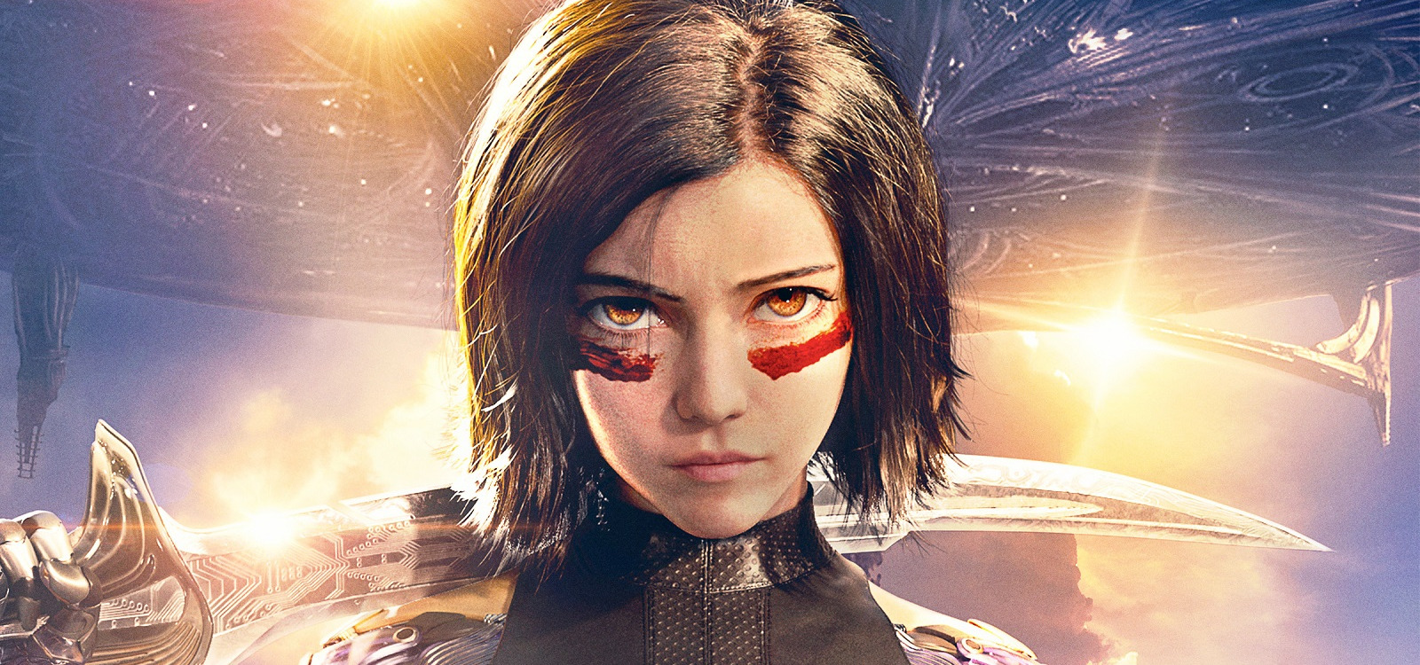 "Nowy plakat do filmu ""Alita: Battle Angel"""