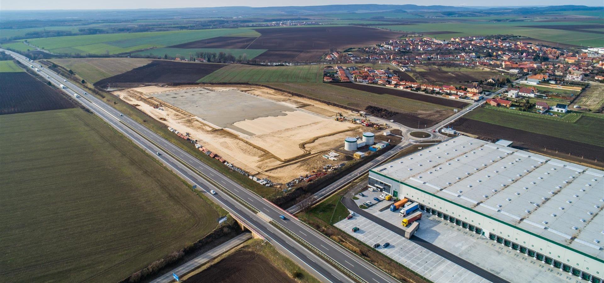Popyt napędza rozwój! W Prologis Park Brno powstaje drugi budynek