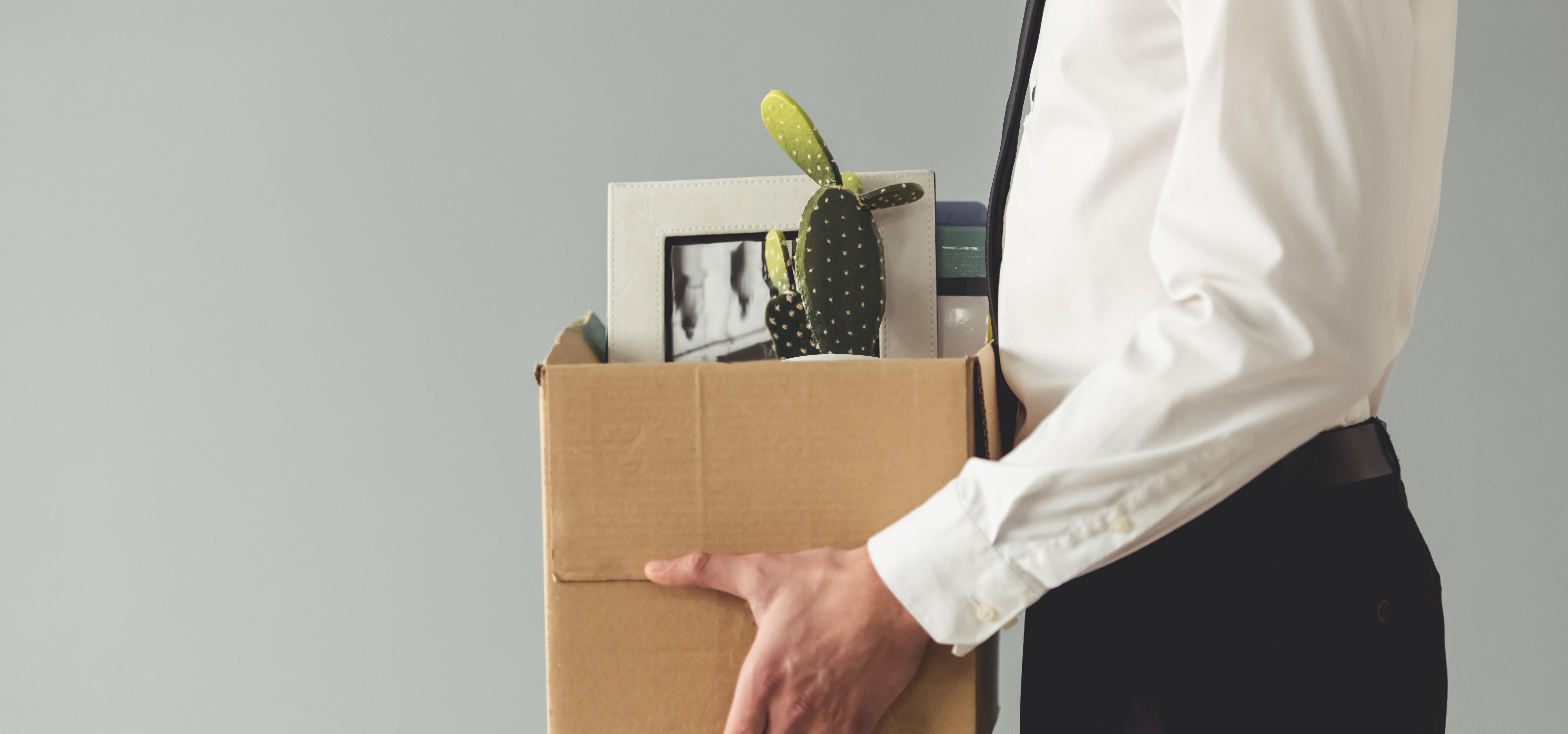 Jak zmienić utratę pracy w pozytywną zmianę?