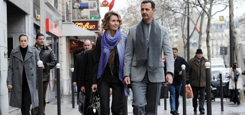 On miał być okulistą, ona bankierem inwestycyjnym w Londynie. Kanał National Geographic ujawni prawdę o rządach Bashara al-Asada
