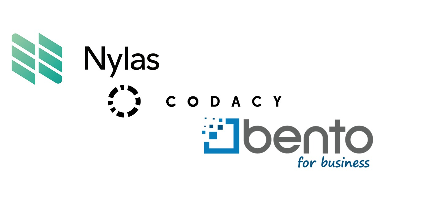 Erevena are delighted to announce a trio of Marketing Leadership appointments at Nylas, Codacy, and Bento for Business