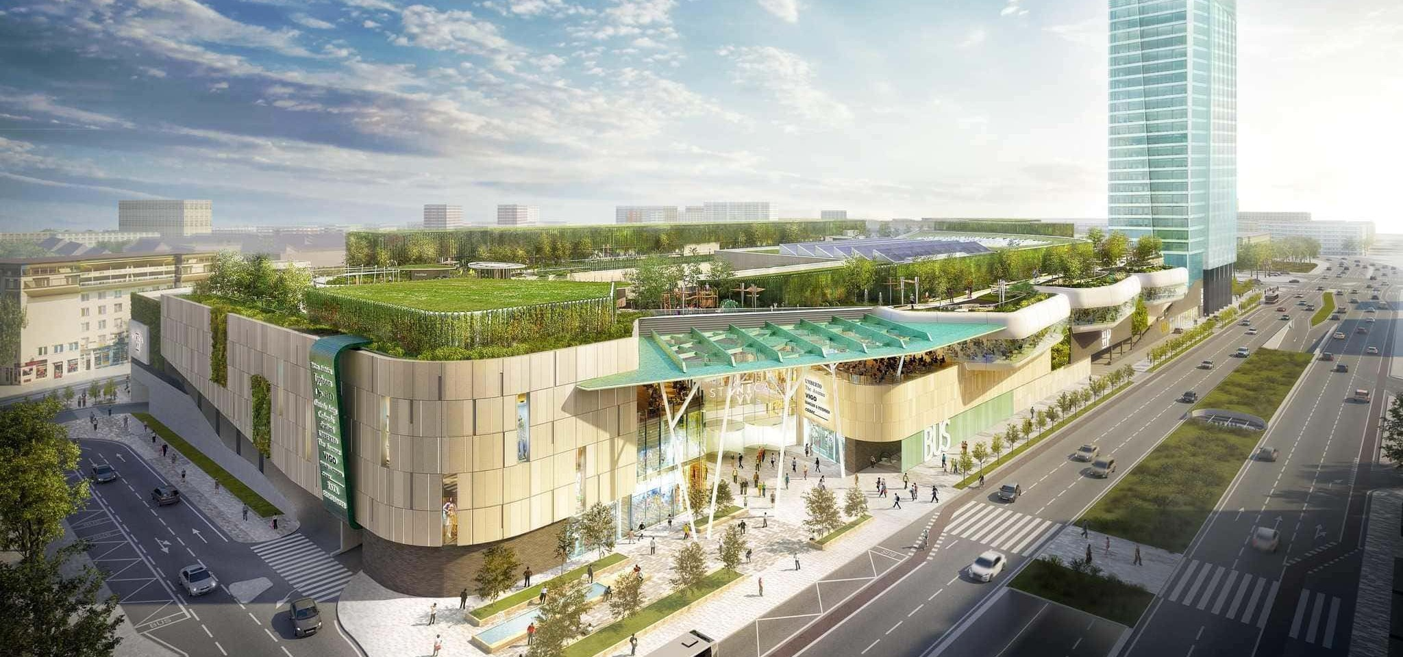 HB Reavis receives loan of € 175 million for Nivy Station, banks thus prove the uniqueness of the scheme