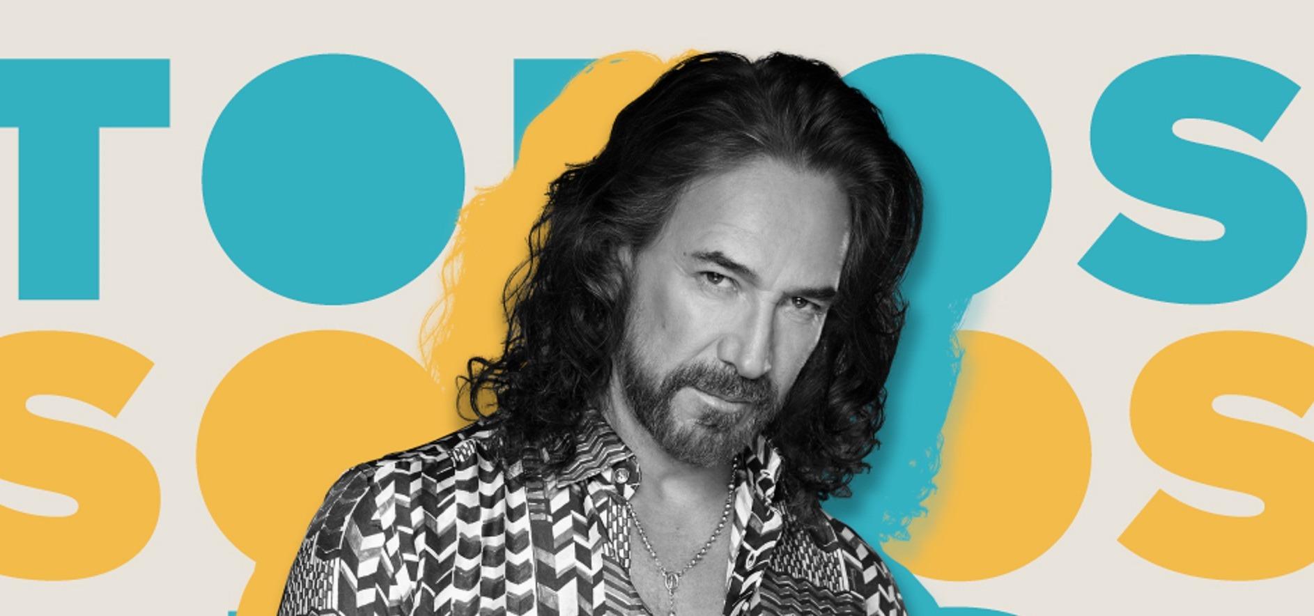 Marco Antonio Solís celebrará sus más de 40 años de carrera en compañía de grandes artistas invitados durante su concierto en CDMX, Guadalajara y Monterrey