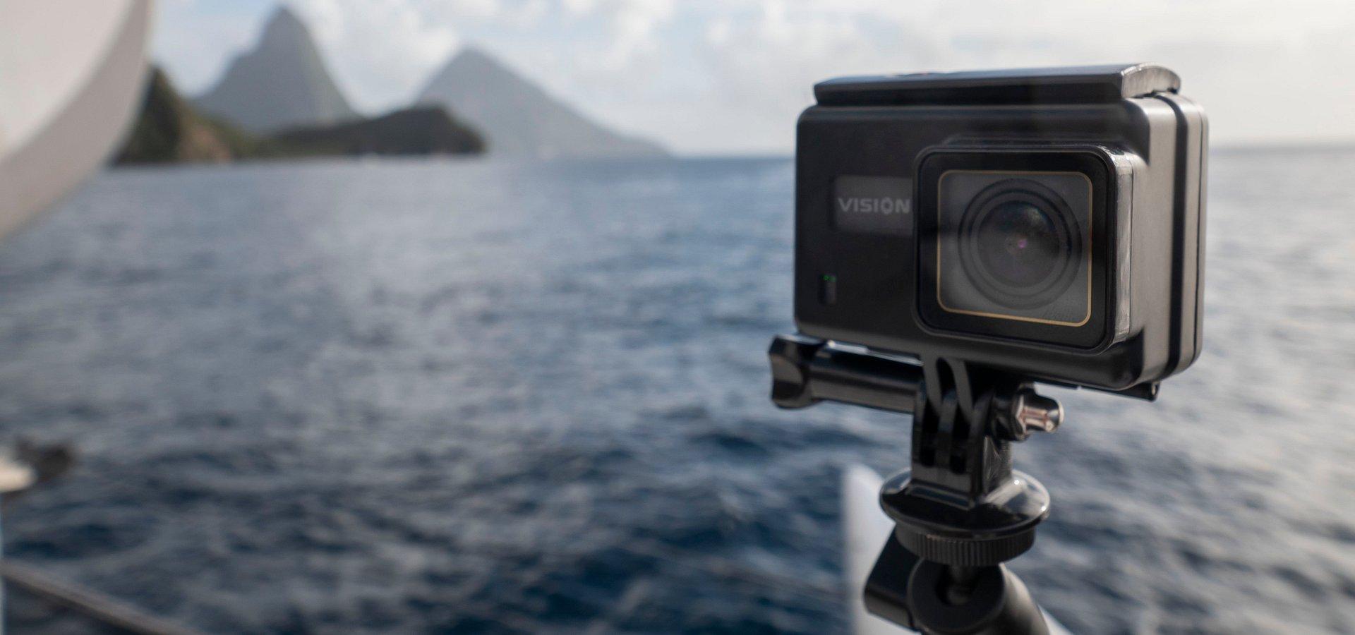 Kruger&Matz wprowadza zaawansowaną kamerę sportową Vision P500
