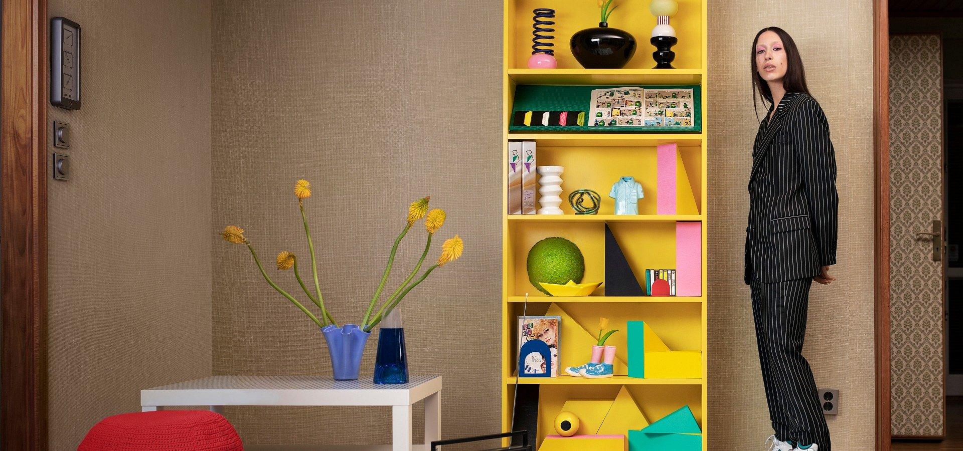 40-letni BILLY nieustannie w doskonałej formie! IKEA zdradza sekret na długowieczność.