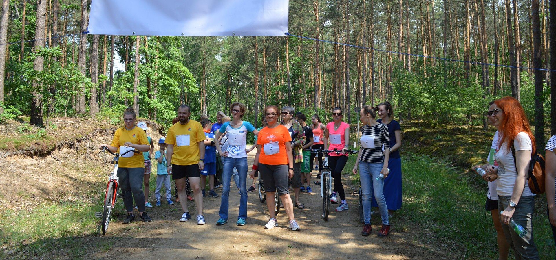 II Niebanalny Triathlon Młodzieżowy