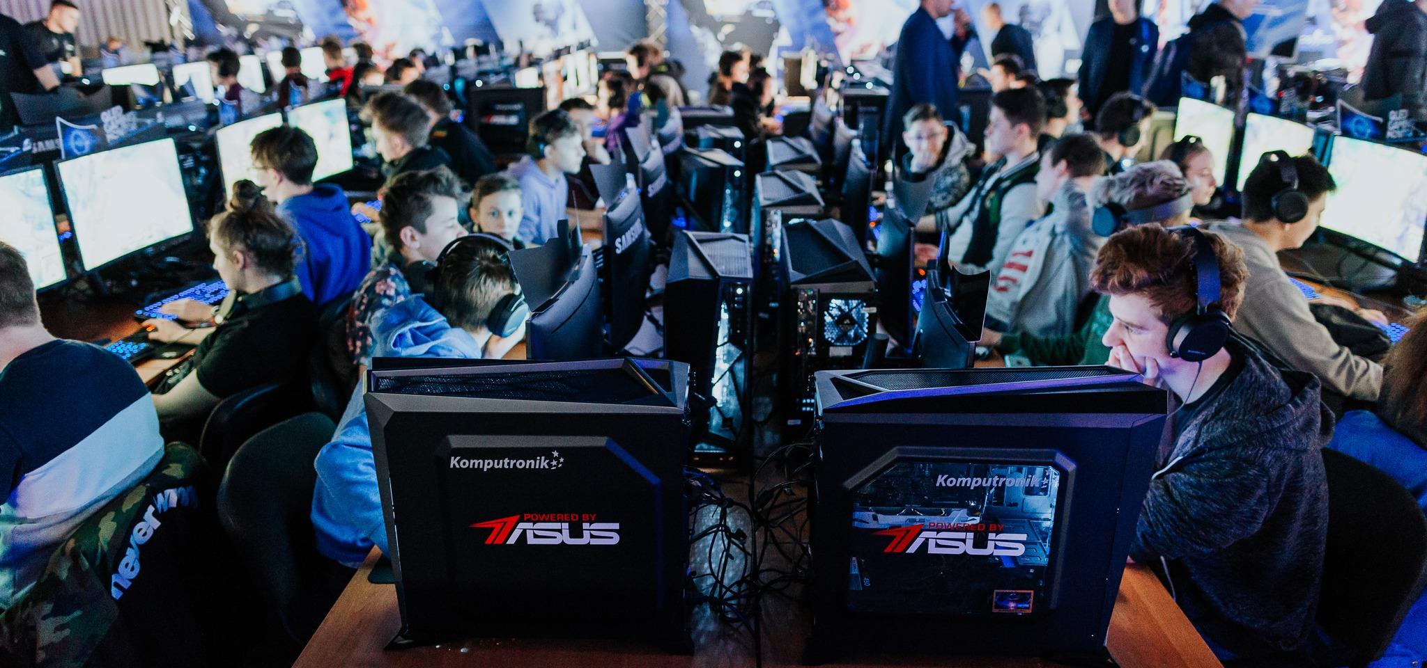 Gaming – rozrywka, która staje się stylem życia