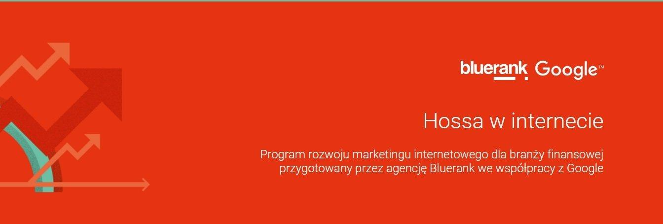 Bluerank we współpracy z Google edukuje branżę finansową