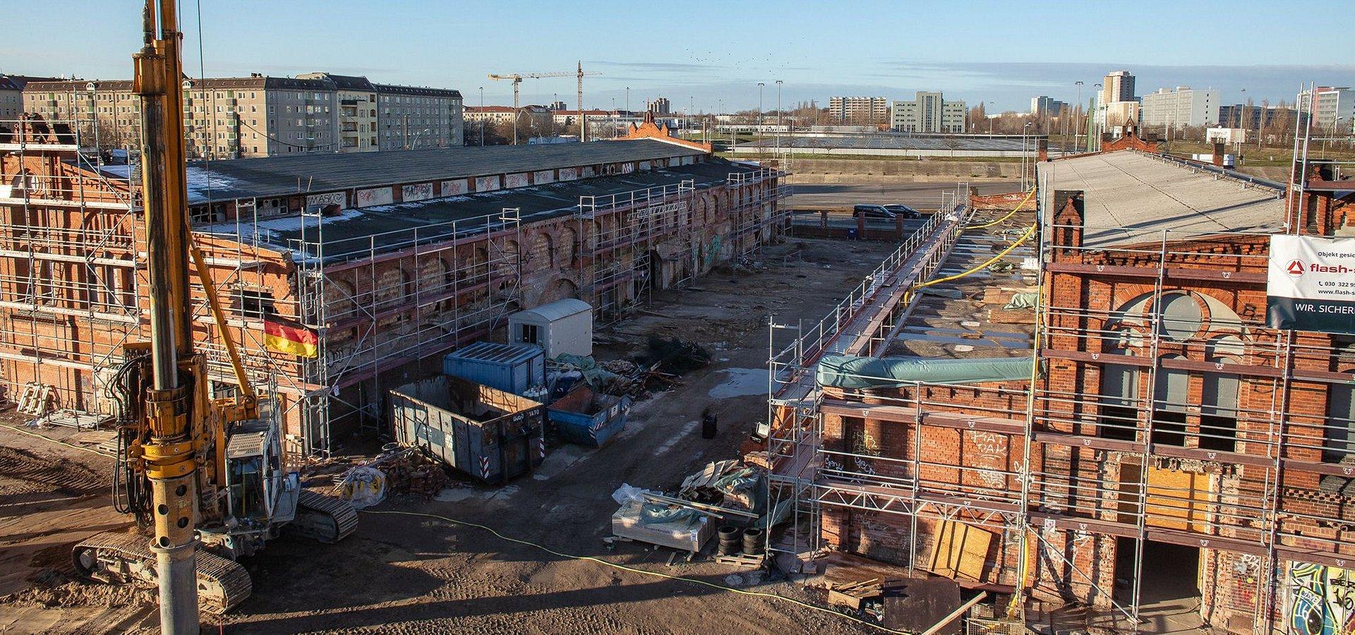 Nowy pomysł na Alter Schlachthof - rusza budowa w Berlinie