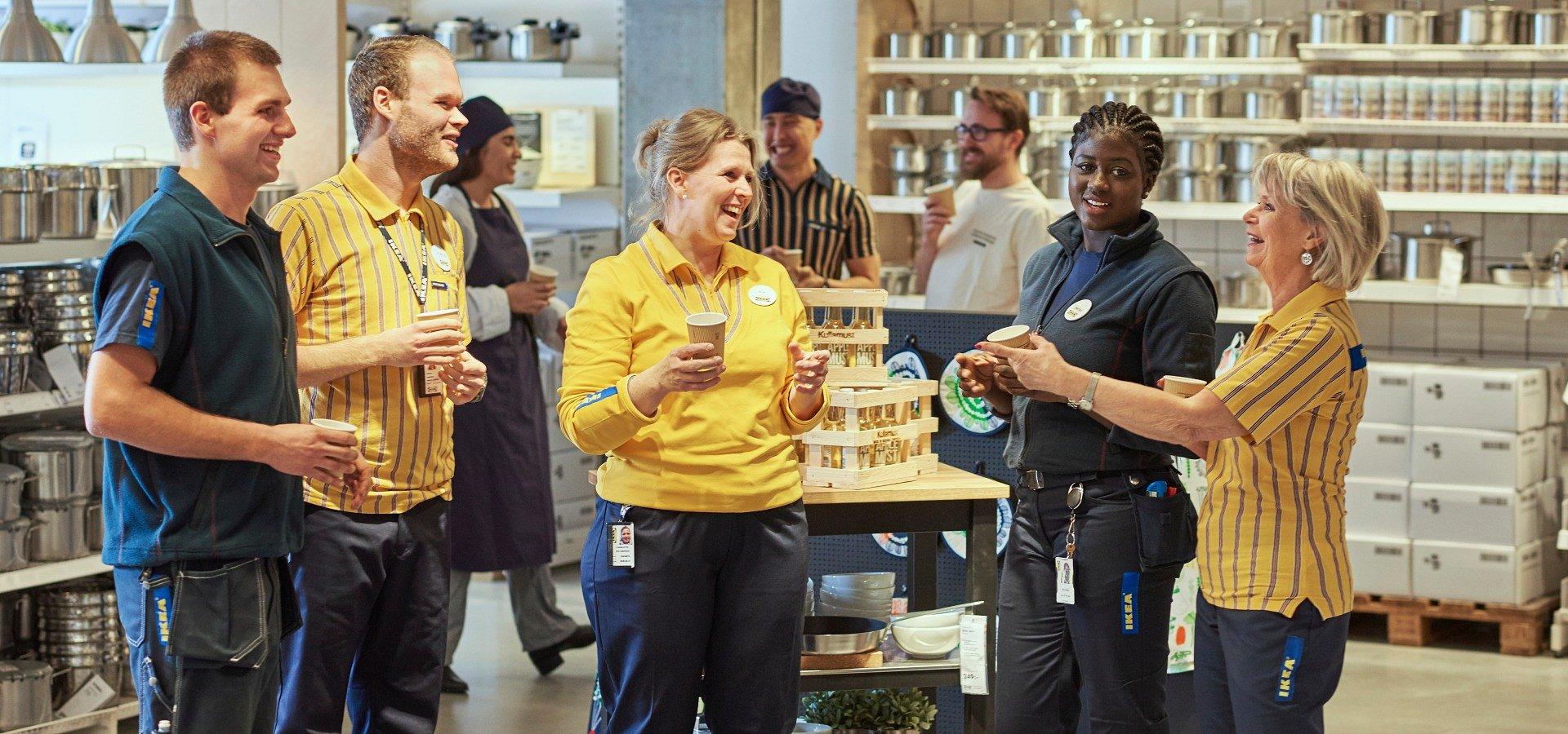 Różni.Równi – IKEA na rzecz równości w biznesie