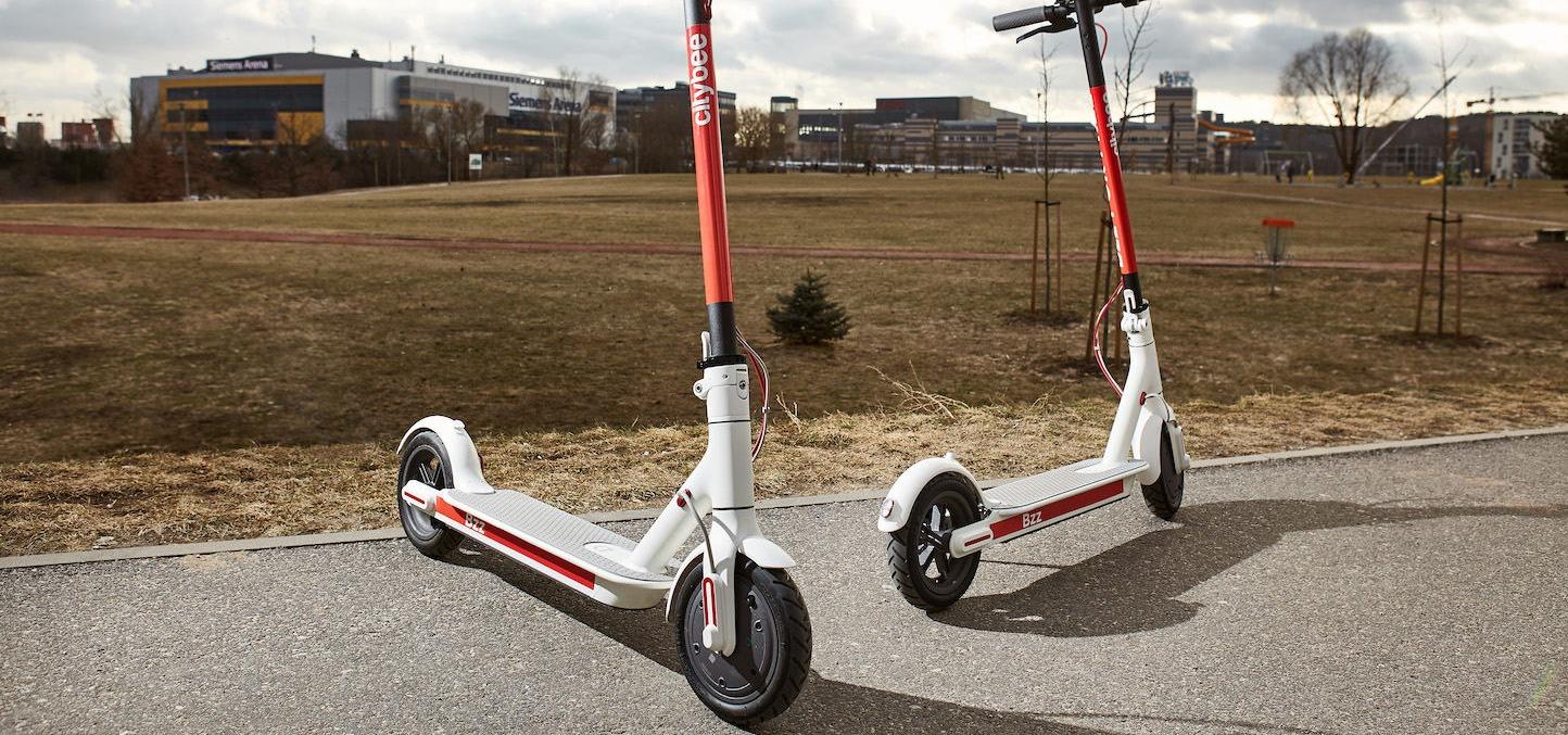 CityBee to nie tylko BIG Carsharing – w Warszawie pojawią się elektryczne hulajnogi
